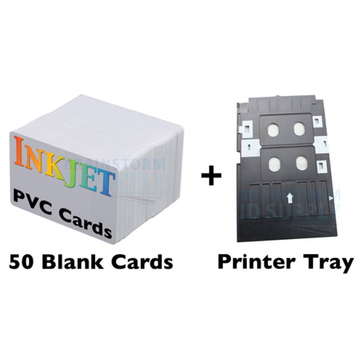 R290 R260 RX580 RX680 RX595 R380 and T50 R270 PVC ID Card Tray for Epson R280 Artisan 50 R265 P50